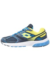 Lotto Zenith Viii Neutral Running Shoes Blu Green Blue
