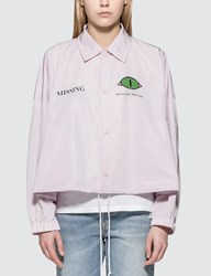 Undercover Missing Coach Jacket