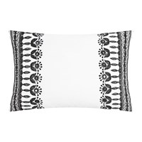 Day Birger Et Mikkelsen Jewel Cushion Cover Black White 40X60cm