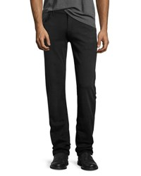 7 For All Mankind Luxe Sport Slimmy Gray Jeans Storm Shadow