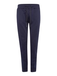 Lyle And Scott Sports Sanders Performance Track Pant Navy