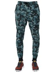 Nike Printed Tech Cotton Jogging Pants