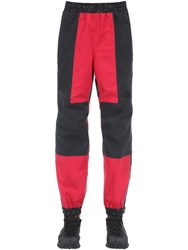 The North Face 94 Rage Techno Rain Pants Red