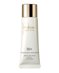 Cle De Peau Beaute Uv Protective Cream Tinted Broad Spectrum Spf 50 Ocher