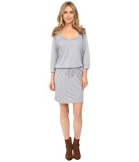 Lanston Scoop Mini Dress Oyster Women's Dress Beige