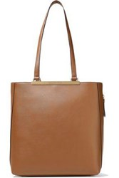 Donna Karan Woman Mally Leather Tote Camel