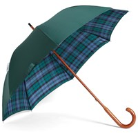 London Undercover Classic Double Layer Umbrella Green