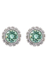 Women's Ted Baker London 'Crystal Daisy' Stud Earrings Mint
