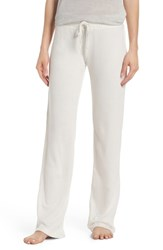 Alternative Apparel Lounge Pants Ivory