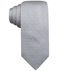 Ryan Seacrest Distinction New Textured Solid Slim Tie Only At Macy's