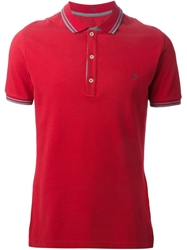 Fay Short Sleeved Polo Shirt