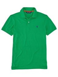 Polo Ralph Lauren Polo Golf By Ralph Lauren Short Sleeve Polo Shirt Preppy Green