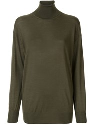 Tom Ford Relaxed Fit Turleneck Jumper 60