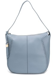 Liu Jo Large Shopper Bag Blue