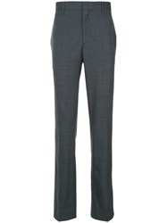 Calvin Klein 205W39nyc Side Stripe Tailored Trousers Grey