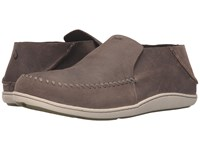 Olukai Akahai Clay Clay Men's Shoes Brown