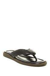 Tommy Bahama Anchors Away Sandal Wide Width Black