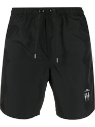 Neil Barrett Lightning Bolt Swim Shorts 60