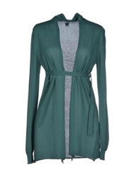 Guardaroba Cardigans Emerald Green