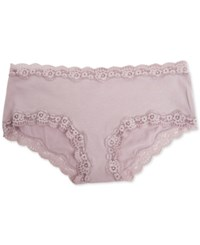 A Pea In The Pod Maternity Lace Trim Girl Shorts Nirvana