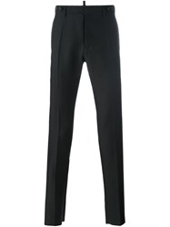 Dsquared2 Tailored Trousers Black
