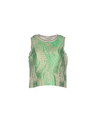 Ki6 Who Are You Topwear Tops Women Green