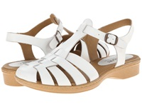 Softspots Holly White M Vege Women's Sandals