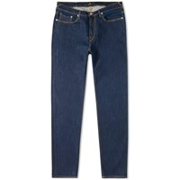 Paul Smith Tapered Fit Stretch Jean Blue