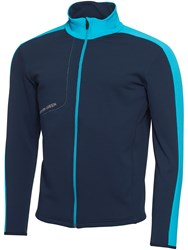 Galvin Green Dario Insula Full Zip Jacket Blue