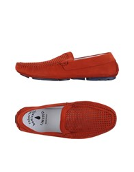 Botticelli Sport Limited Loafers Red