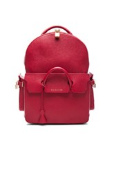 Buscemi Backpack In Red