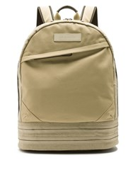 Want Les Essentiels Kastrup 15 Canvas Backpack Tan