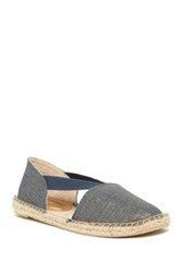 Kenneth Cole Reaction How Nol Ez Espadrille Flat Blue