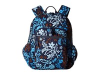 Vera Bradley Campus Tech Backpack Java Floral Backpack Bags Black