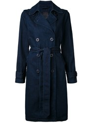 Nobody Denim Pure Trench Blue