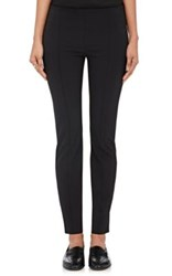 The Row Women's Cosso Skinny Pants Black