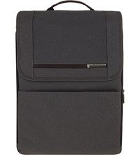 Briggs And Riley Kinzie Street Expandable Backpack Grey