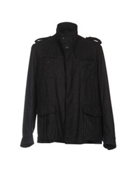 Calvaresi Jackets Black
