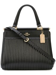 Coach Grace Quilted Bag Black