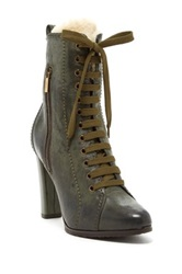 Donald J Pliner Thet High Heel Boot Medium Width Available Beige