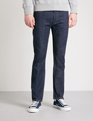 A Bathing Ape 2008 Type 05 Slim Fit Tapered Jeans Indigo
