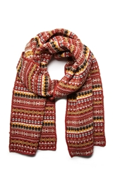 Forever 21 Mixed Stripe Scarf
