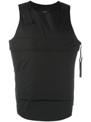 Stampd Tech Vest Black