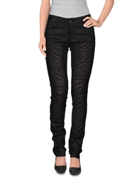 Cimarron Denim Pants Black