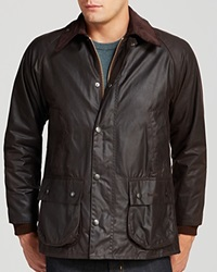Barbour Classic Bedale Waxed Cotton Coat Rustic
