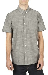 Volcom Men's Slub Oxford Shirt