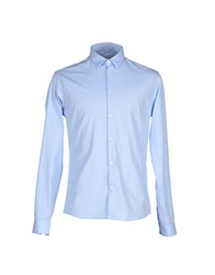 Bill Tornade Billtornade Shirts Shirts Men Sky Blue