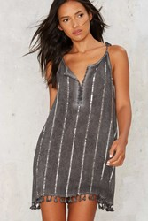 Silver Lining Sequin Dress 69517