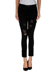 Iron Fist Casual Pants Black