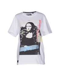 Andy Warhol Topwear T Shirts Women White